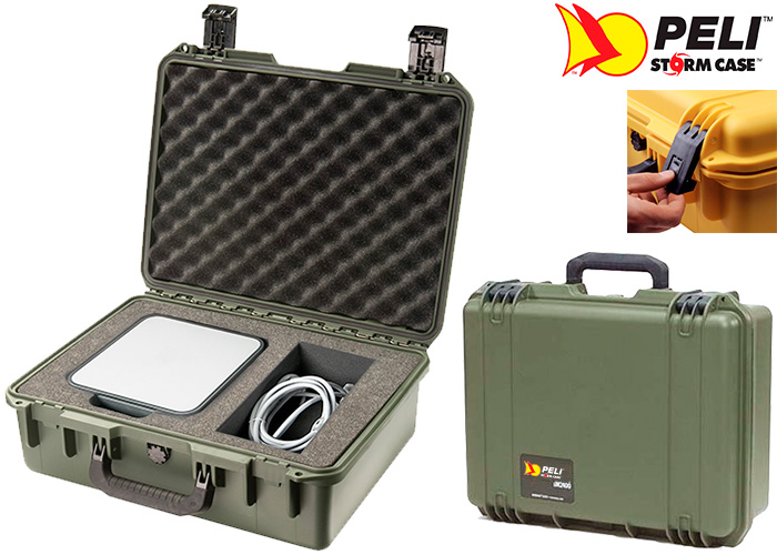PELICAN STORM CASE iM2400 Person