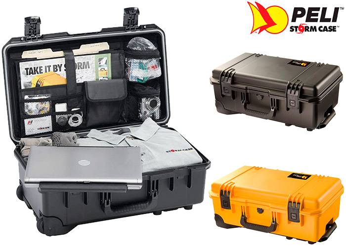 PELICAN STORM CASE iM2500 Person