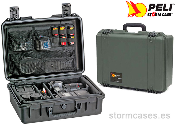 PELICAN STORM CASE iM2600 Person